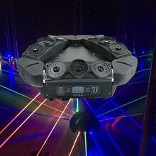 Professional RGB Laser Spider Lights Moving Head laser Light