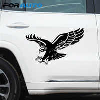 FORAUTO Big Eagle Totem Car Stickers Waterproof Vinyl Labels Animal Car Sticker Decor Styling Decals Car-styling