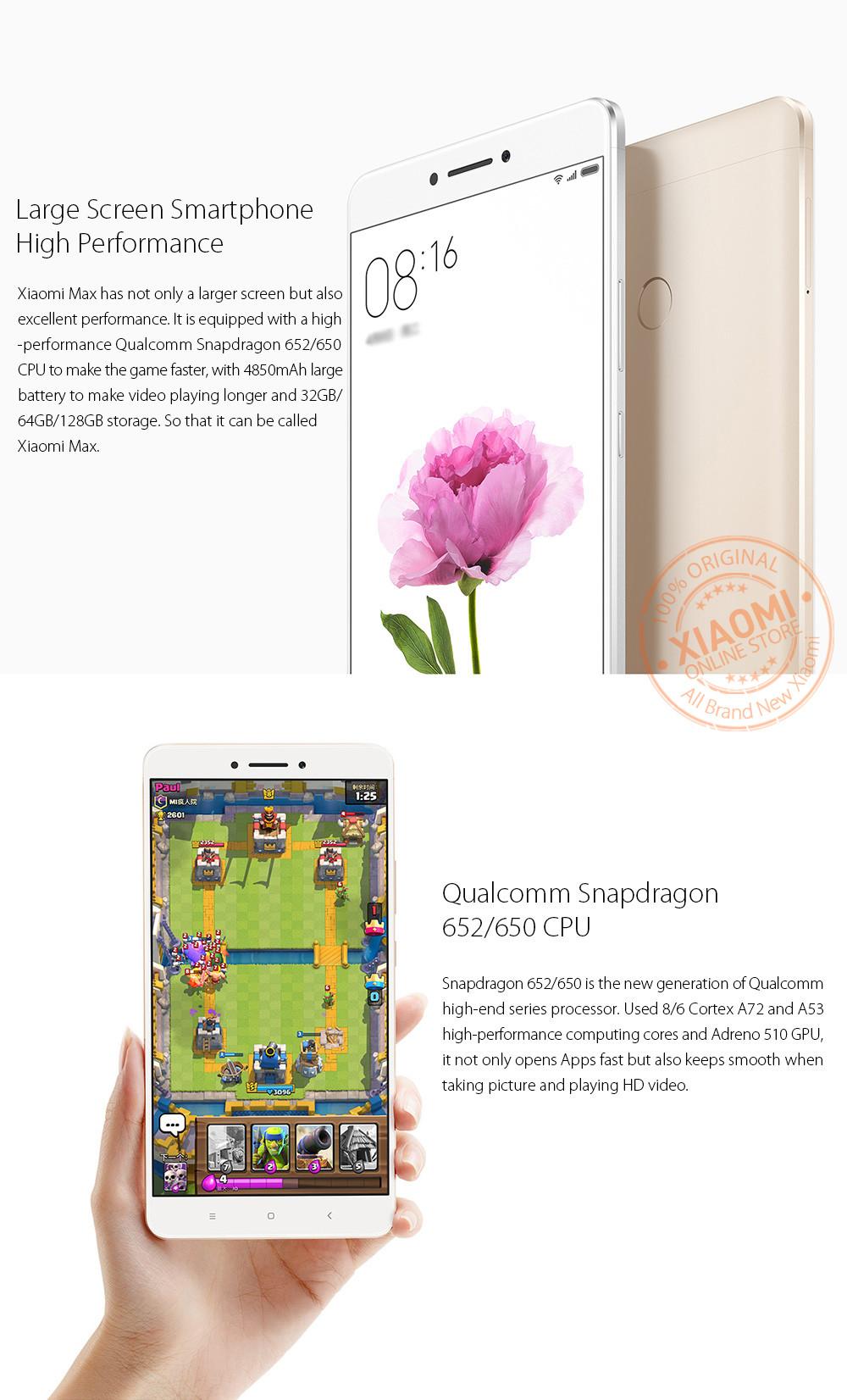 Original Xiaomi Mi Max 2 (2)