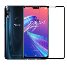 Tempered Glass For Asus Zenfone Max Pro M1 M2 ZB631KL ZB633KL ZB602KL ZB555KL 4 3 Max ZC554KL ZC520KL ZC520TL ZC553KL Film Glass(China)