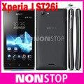 Sony ericsson xperia j st26 st26i original abrió el teléfono móvil android os wifi