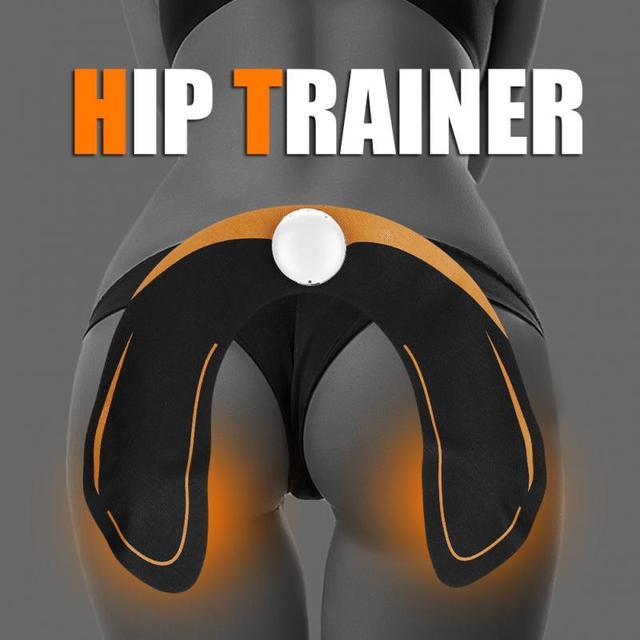 4b6761f47 Smart Hip Trainer EMS Muscle Stimulator Buttocks Lifter Enhancer Pad Hips  Lifting Up Fitness Massager Waist Body Beauty Machine