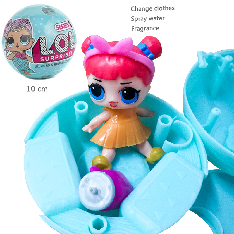 Doll Surprise LOL Figure Noneca Surpresa Funny Toys Kids Gifts LOL Surprise Doll surpresa v diffusers