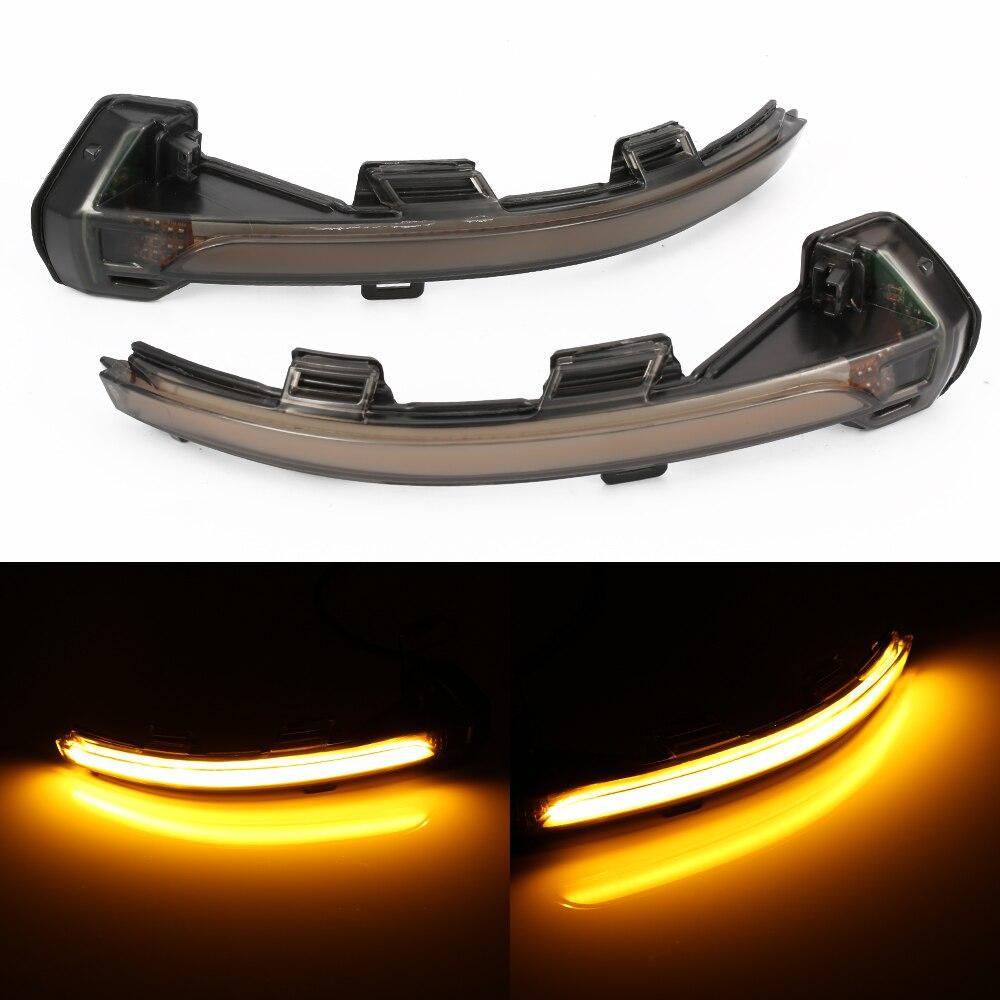 For VW Passat B8 Variant Arteon Dynamic LED Turn Signal Light Side Mirror Indicator Sequential Blinker