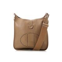 LACATTURA Классический Париж Тип Элитный бренд Дизайн Для женщин Сумка Высокое качество из натуральной кожи Эвелин Crossbody сумка