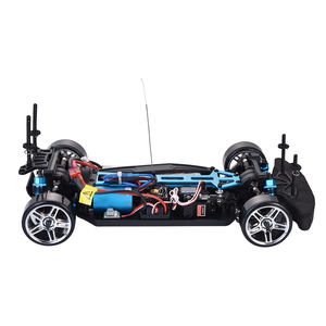 Image 3 - HSP Rc Car 1:10 4wd On Road Rc Drift Car 94123PRO FlyingFish Electric Power Brushless Lipo High Speed Hobby Remote Control Car