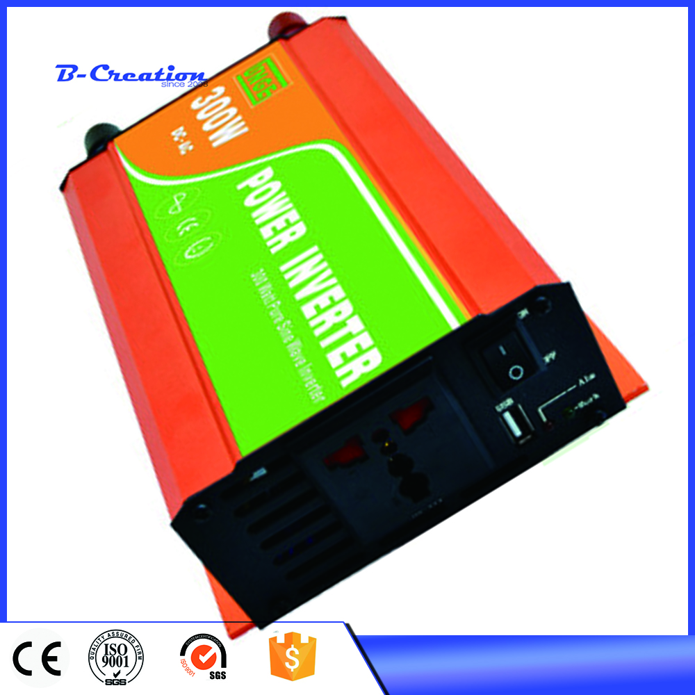 цена на Foot power 300W DC/AC Inverter Converter Pure Sine Wave Power Inverter Converter DC 12V/24V to AC220V 50HZ for TV/Computer