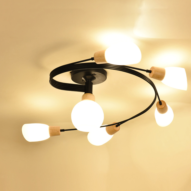 Lights & Lighting Ceiling Lights & Fans Reven Led Ceiling Modern Iron Acryl Colorized Round 5cm Super Thin Led Lamp.led Lights In Short Supply