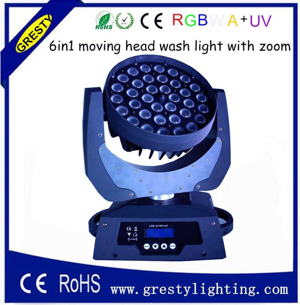 RGBWA ուլտրամանուշակագույն լամպի - Կոմերցիոն լուսավորություն - Լուսանկար 3