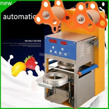JKL 2017 offre spéciale nouveau design professionnel de haute qualité automatique tasse machine d'étanchéité industrielle tasse scellant pour les petites entreprises