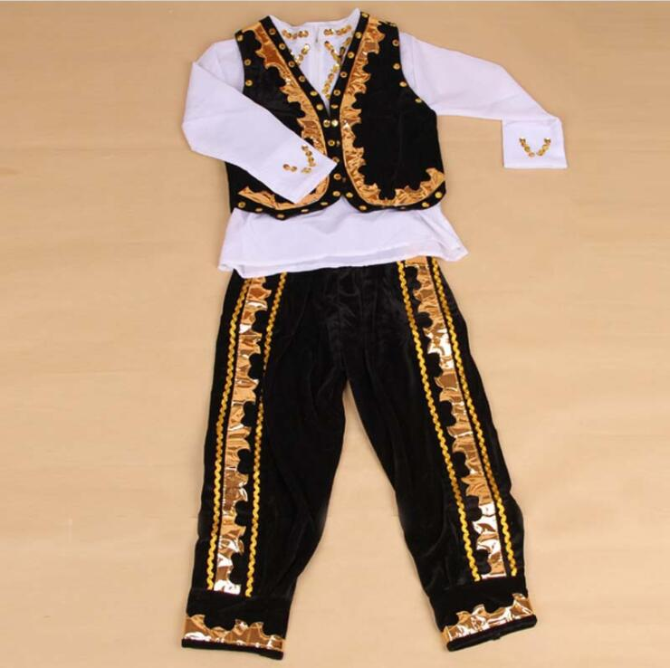 children s costumes children national dance boys performance clothing boy