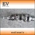Для трактора двигателя Kubota D902 коленчатый вал узел б/у genine type