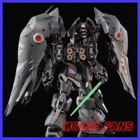 MODEL FANS IN STOCK steel legend MB metalbuild 1/100 KSHATRIYA Anime Gundam unicorn Action Figure robot toy