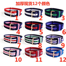 12 13 14 17 18 20 22MMFree wristbands forFordw Niney wristbands Dannierhuilingdunbu CK canvas wristwatches with