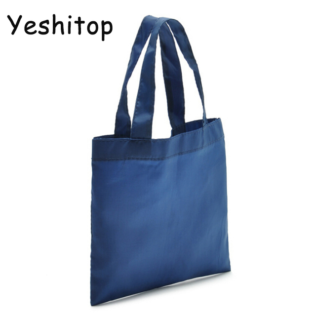 ece5d55d32ee 2018 HOT! Factory Sales Polyester Shopping Bags for Hand Bags   dark ...