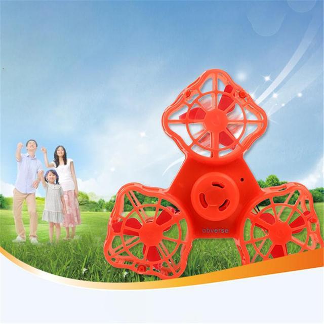 Pressure Relief Toy Mini Fidget Spinner