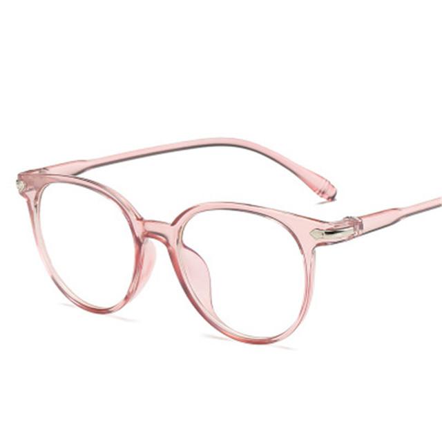 Blå Lys Briller Klar Regelmæssig Computer Gaming Briller Fashion Women Eyewear