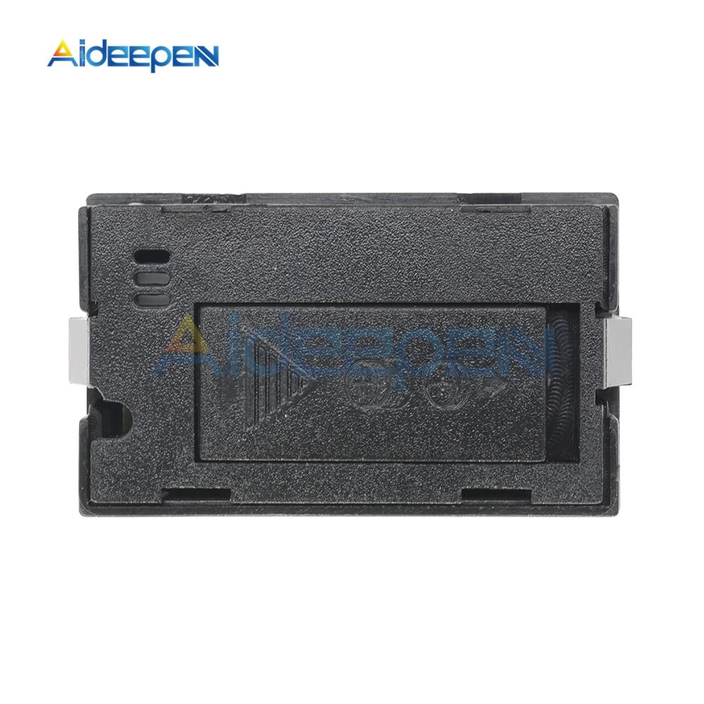 LCD Digital Thermometer Hygrometer for Freezer Refrigerator Fridge Temperature Sensor Humidity Meter Gauge Instruments Cable 19