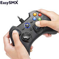 EasySMX ESM-9100 USB Wired Gamepad mit Vibration Schock Game-Controller Joysticks für Android Smartphone PC PS3 TV Box Gamers