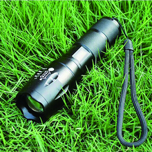 high power waterproof Cree XML T6 led flashlight torch 5 modes tactical flash light 3800 lumen lanterna by 18650 or 3 X AAA