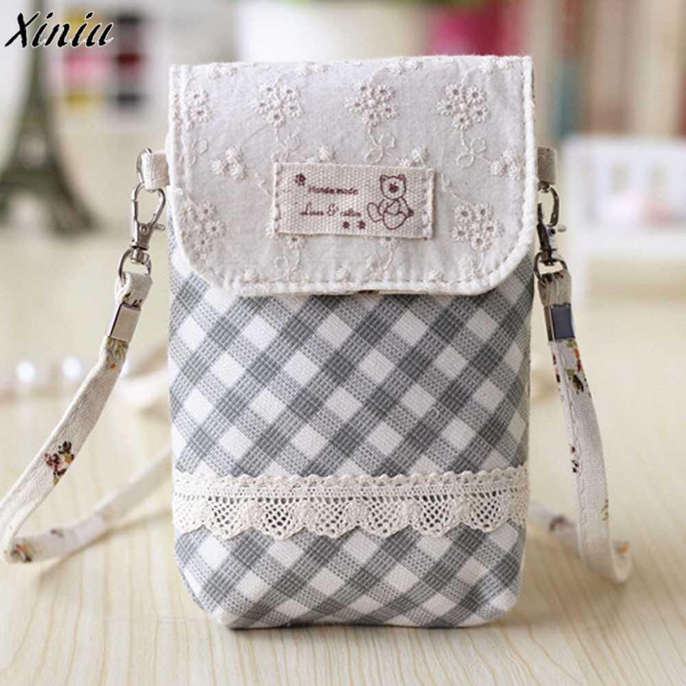 Detail Feedback Questions about Designer Messenger Bags Women Bag Mini  Handbags Female High Quality Fresh Lace Girls Shoulder Bags Cotton Small  Crossbody ... 958f4e7975670