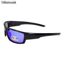 цена на JAXIN Men Retro Polarized Sunglasses Black Plastic Frame Imitation UV Sunglasses Adult Outdoor Sun Protection Tools UV400
