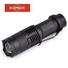 WIPSON Element Airsoft Tactical Mini Telescopic Zoom Flashlight Rifle Gun Weapon Light