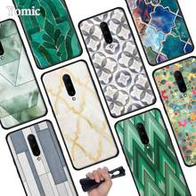 Morocco Art Deco Tile Black Soft Case for Oneplus 7 Pro 7 6T 6 Silicone TPU Phone Cases Cover Coque Shell