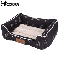 COOBY Dog Bed For Cat House Dog Supplies Cat Bed Dogs House For Cats Mat