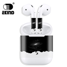 Protective Vinyl Scratch Proof Films Sticker earphone For Apple AirPods Skins Adhesive Decorative