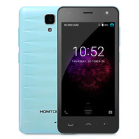 Original HOMTOM HT26 4G Mobile Phone Android 7 0 8MP Quad Core MTK6737 1 3GHz 1GB