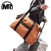 MARKROYAL Waterproof Nylon Women Travel Bags Carry on Luggage Bags Men Hand Duffel Bags Travel Tote Big Weekend Bag Overnight