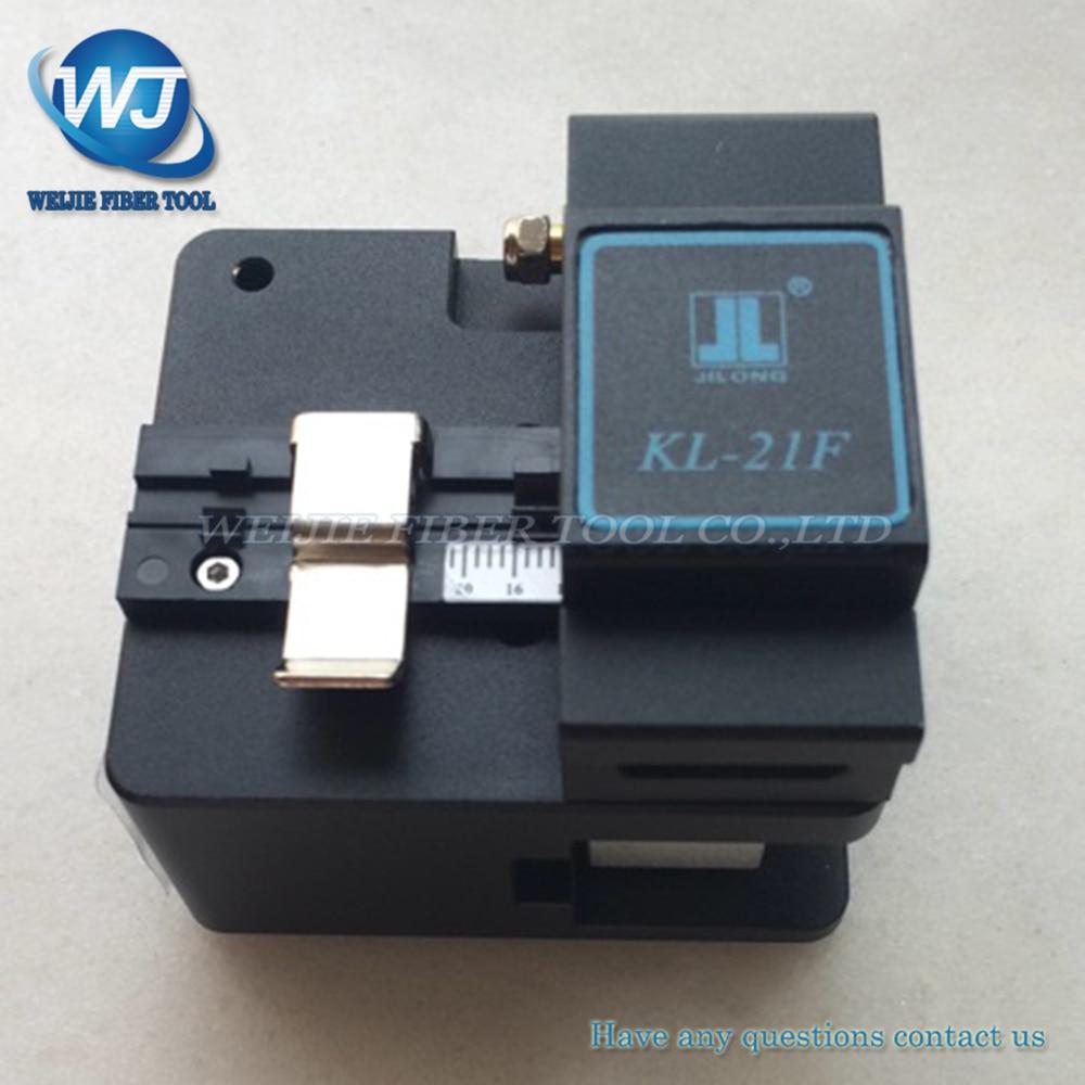 Original Jilong KL-21F High Precision Fiber Cleaver Fiber Optic CutterOriginal Jilong KL-21F High Precision Fiber Cleaver Fiber Optic Cutter