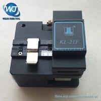 Original Jilong KL 21F High Precision Fiber Cleaver Fiber Optic Cutter