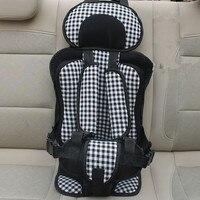 Plus Size 0-12 jaar Draagbare Baby Autostoeltje Kids Autostoel Auto Stoelen Peuters Autostoel Cover Harness Gratis Verzending