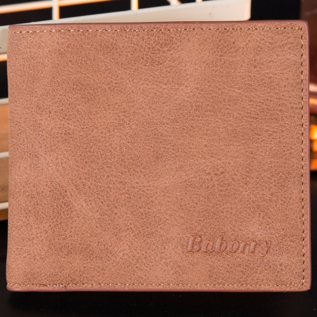 Small Men's Wallet