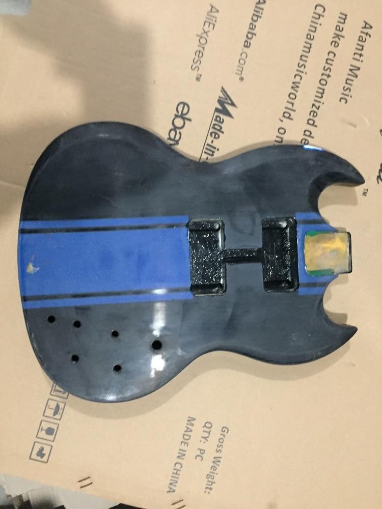 Afanti Music Electric guitar/ DIY Electric guitar body (ADK-606)Afanti Music Electric guitar/ DIY Electric guitar body (ADK-606)