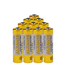 10pcs 27A12V Battery  12V MN27 A27 L828 for Doorbell Super Alkaline Batteries Remote Control Flshalight