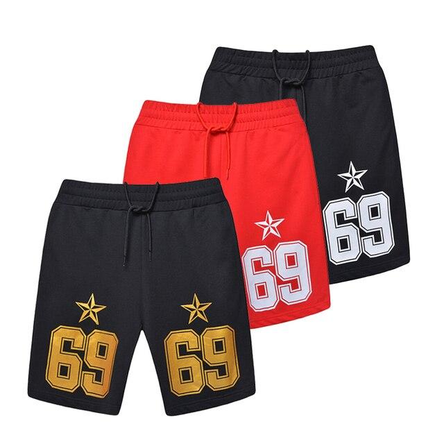 eae99152 2015 New Brand Shorts Men Last Kings 69 Printed Gym Shark Short Pants Hip  Hop Swag Clothes MMA Sport Shorts Basketball Bermuda