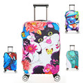 Thick Travel Luggage Suitcase Protective Cover, Stretch, made for S/M/L/XL, Apply to 18-32inch Cases, Travel Accessories