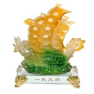 good presents for chinese peolpe Resin lucky thing artwork can bring wealth