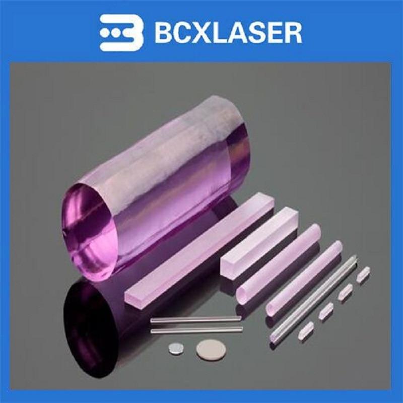 3*65mm 3*120mm 4*120mm 5*85mm 8*185mm Laser Crystal ND:Yag Rod3*65mm 3*120mm 4*120mm 5*85mm 8*185mm Laser Crystal ND:Yag Rod