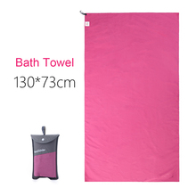 Super Lightweight Towel Absorbent Quick Drying Bath Towel for Beach Camping Running Hiking Traveling Surfing Sports naturehike traveling quick drying bacteriostatic towel blue