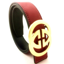 New Luxury Brand Double G Belts Men High Quality Male Real Leather GG belts Strap for Jeans cinturones hombre marca famosa(China (Mainland))