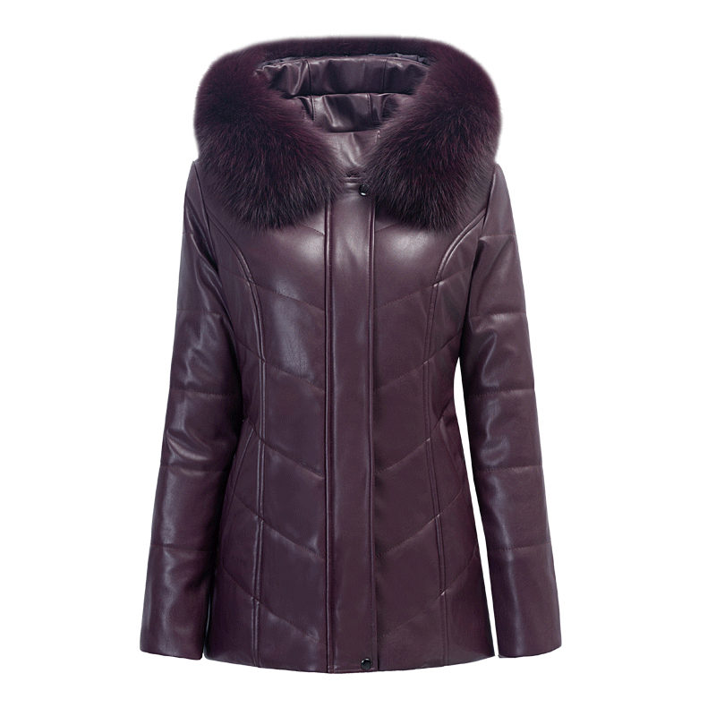 2017 new winter women coat plus size XL-6XL warm outwear wool leather jacket slim was thin thick parka female Hooded Down Jacket retro with hood korea fashion slim winter coat female outwear down thick warm parka women
