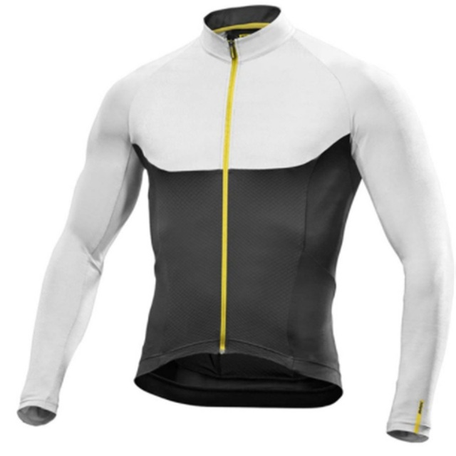 2018 mavic Mens Long Sleeve Cycling Jersey Mtb Cycling Clothing Bicycle  Maillot Ropa Ciclismo Sportwear Bike Clothes 9547de1ee