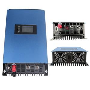 SUN-1000GTIL2-LCD инвертор напряжения постоянного тока, солнечный инвертор постоянного тока в переменный ток 1000 Вт 22 в-65 в или 45 В-90 в (опционально)