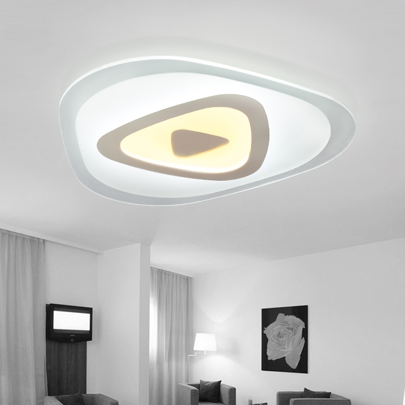 LED modern ceiling lights 80cm for living room foyer luminarias - Indoor Lighting