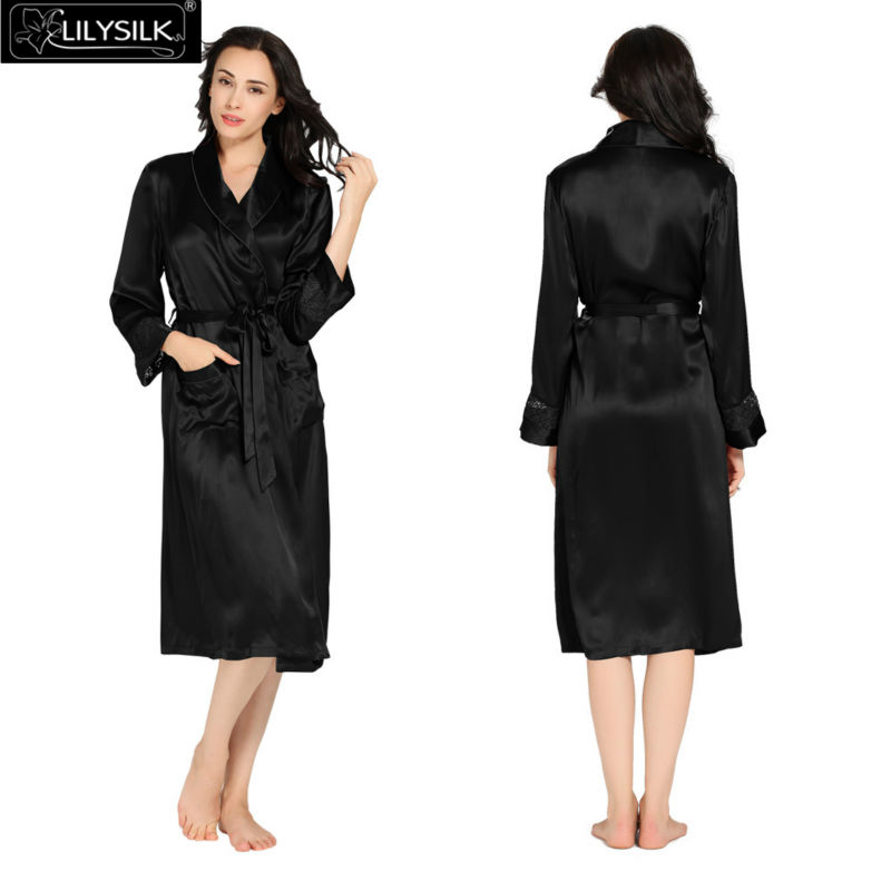1000-black-22-momme-delicately-designed-silk-dressing-gown