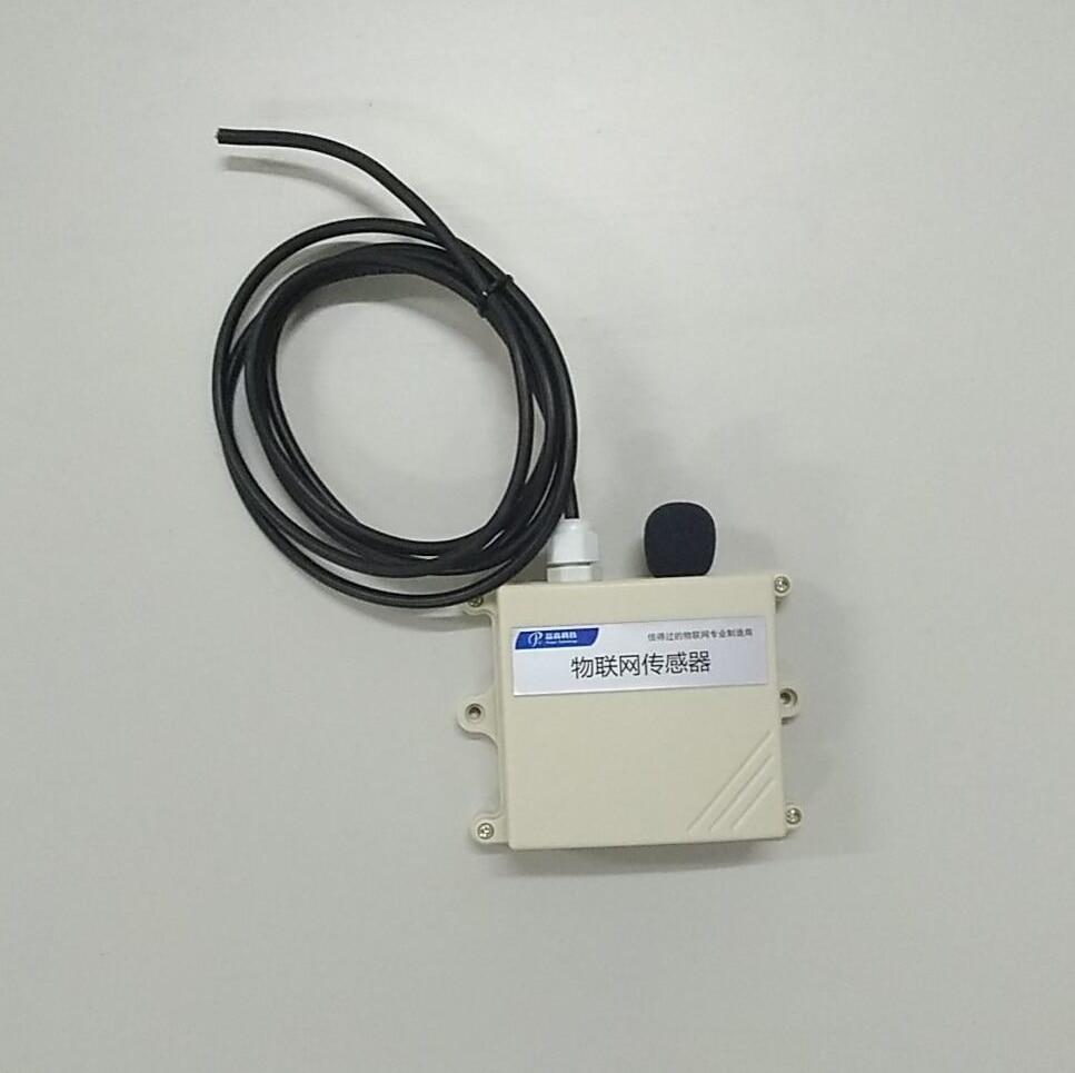 Noise sensor indoor wall-mounted weather dust noise monitoring decibel meter
